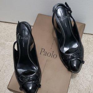 Linea Paolo Slingback Heels